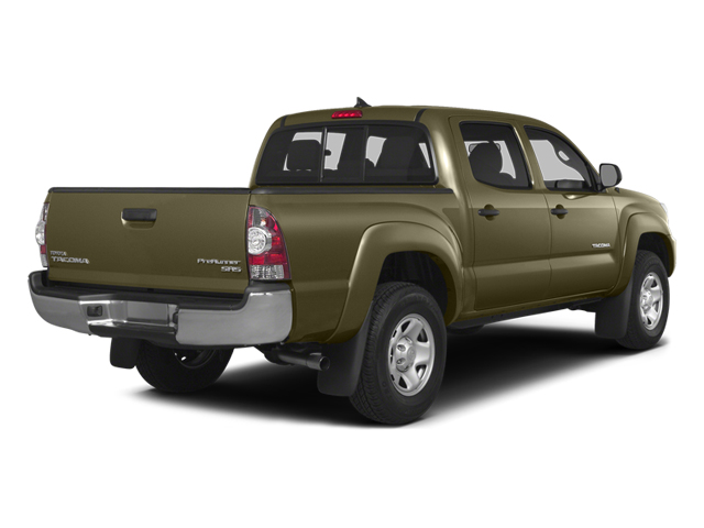 Pyrite Mica 2014 Toyota Tacoma Pictures Tacoma Base 4WD V6 photos rear view
