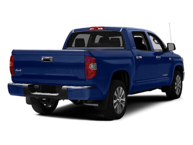 Blue Ribbon Metallic 2014 Toyota Tundra 4WD Truck Pictures Tundra 4WD Truck Limited 4WD 5.7L V8 photos rear view