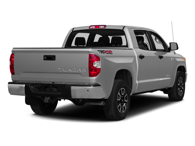 Silver Sky Metallic 2014 Toyota Tundra 4WD Truck Pictures Tundra 4WD Truck SR5 4WD 5.7L V8 photos rear view