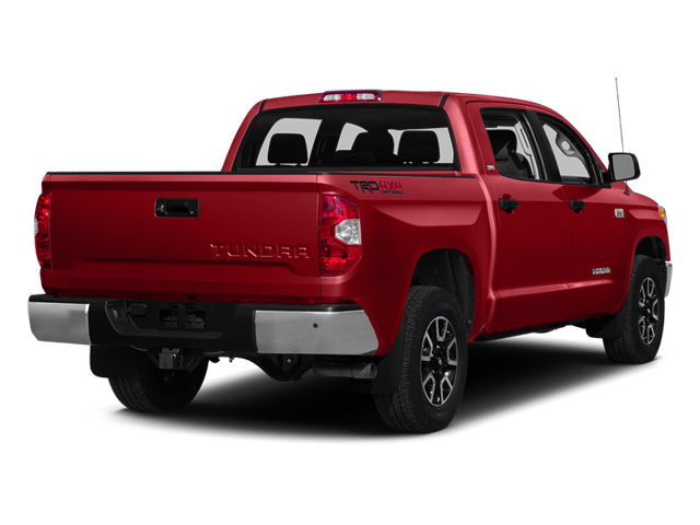 Barcelona Red Metallic 2014 Toyota Tundra 4WD Truck Pictures Tundra 4WD Truck SR5 4WD 5.7L V8 photos rear view