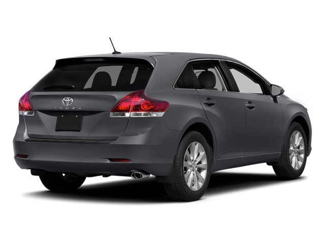 Magnetic Gray Metallic 2014 Toyota Venza Pictures Venza Wagon 4D LE 2WD I4 photos rear view