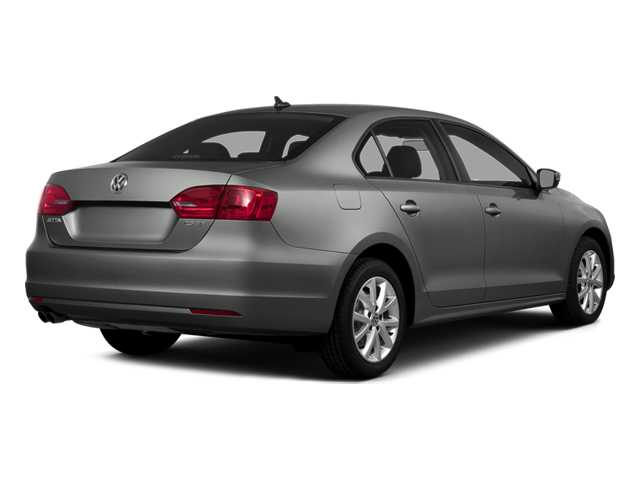 Platinum Gray Metallic 2014 Volkswagen Jetta Sedan Pictures Jetta Sedan 4D TDI I4 photos rear view
