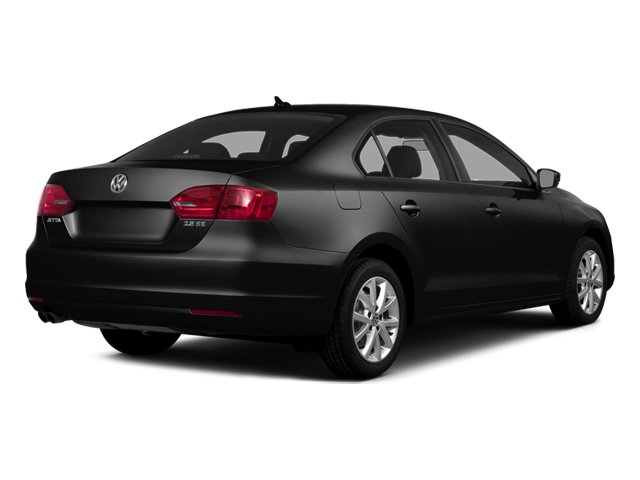 Black Uni 2014 Volkswagen Jetta Sedan Pictures Jetta Sedan 4D TDI I4 photos rear view