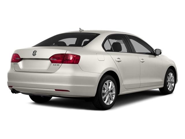 Candy White 2014 Volkswagen Jetta Sedan Pictures Jetta Sedan 4D TDI I4 photos rear view