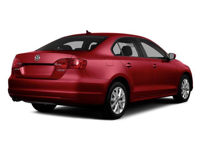 Tornado Red 2014 Volkswagen Jetta Sedan Pictures Jetta Sedan 4D TDI I4 photos rear view