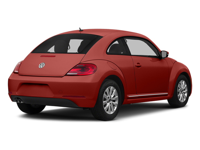 Tornado Red 2014 Volkswagen Beetle Coupe Pictures Beetle Coupe 2D 1.8T I4 Turbo photos rear view