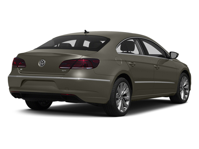 Light Brown Metallic 2014 Volkswagen CC Pictures CC Sedan 4D Sport I4 Turbo photos rear view