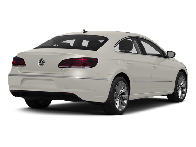 Candy White 2014 Volkswagen CC Pictures CC Sedan 4D Sport I4 Turbo photos rear view