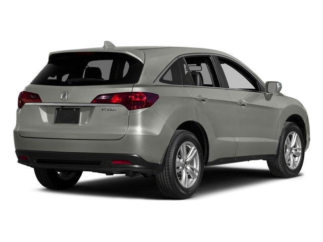 Silver Moon 2015 Acura RDX Pictures RDX Utility 4D Technology 2WD V6 photos rear view
