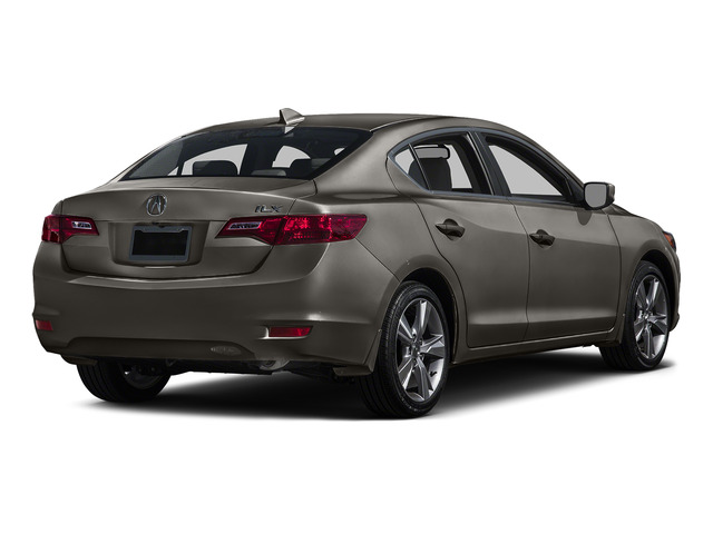 Amber Brownstone 2015 Acura ILX Pictures ILX Sedan 4D Technology I4 photos rear view