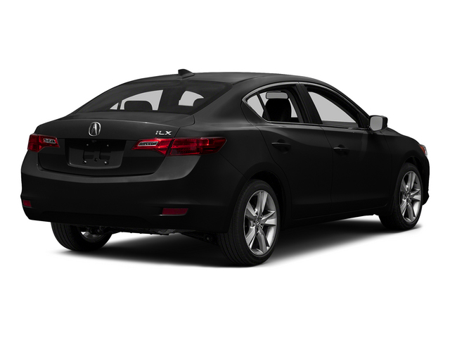 Crystal Black Pearl 2015 Acura ILX Pictures ILX Sedan 4D Premium I4 photos rear view