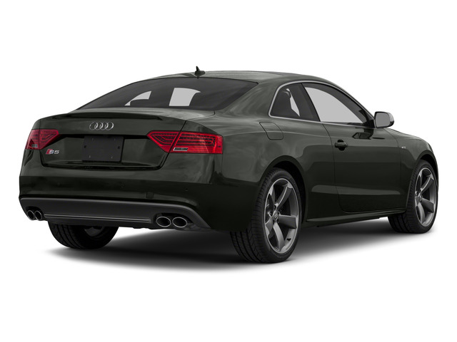 Daytona Gray Pearl Effect 2015 Audi S5 Pictures S5 Coupe 2D S5 Premium Plus AWD photos rear view
