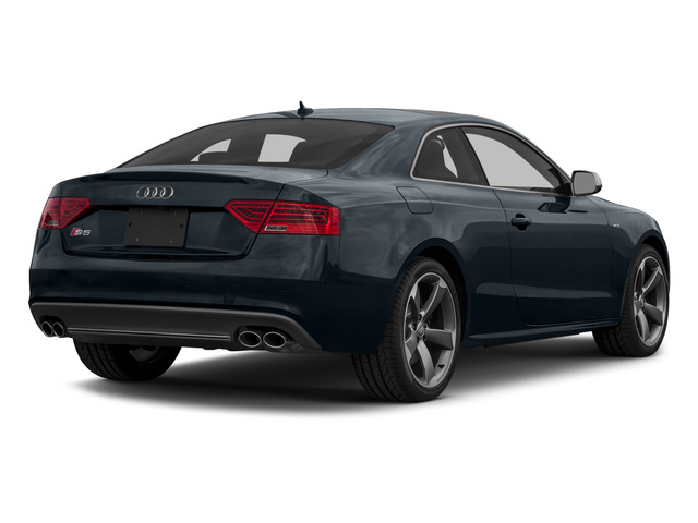 Moonlight Blue Metallic 2015 Audi S5 Pictures S5 Coupe 2D S5 Premium Plus AWD photos rear view