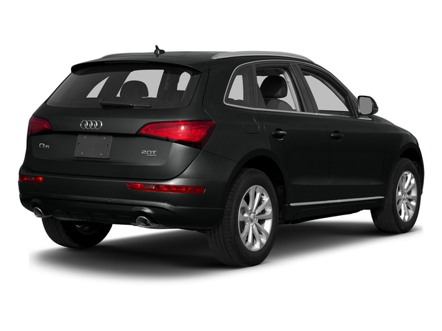 Mythos Black Metallic 2015 Audi Q5 Pictures Q5 Utility 4D 2.0T Premium Plus AWD photos rear view