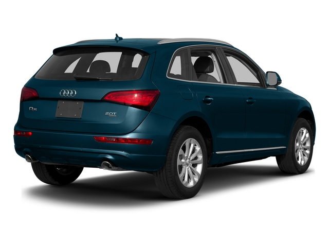 Utopia Blue Metallic 2015 Audi Q5 Pictures Q5 Utility 4D 3.0T Premium Plus AWD photos rear view