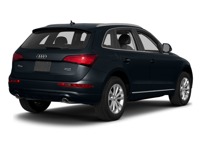 Moonlight Blue Metallic 2015 Audi Q5 Pictures Q5 Utility 4D 3.0T Prestige AWD photos rear view