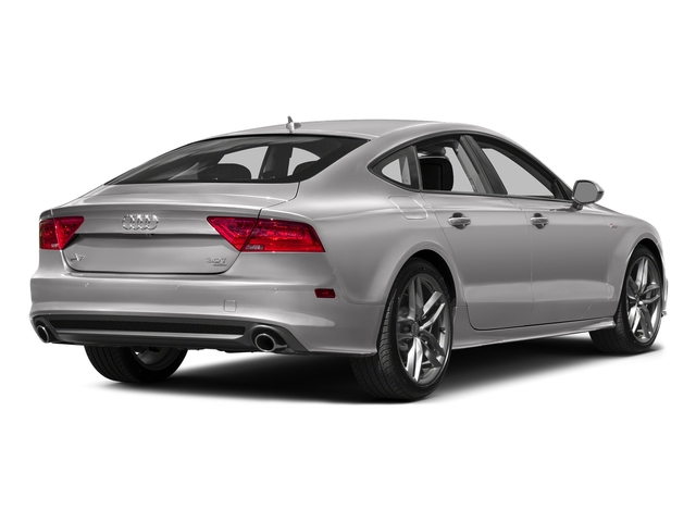 Floret Silver Metallic 2015 Audi A7 Pictures A7 Sedan 4D 3.0T Premium Plus AWD photos rear view