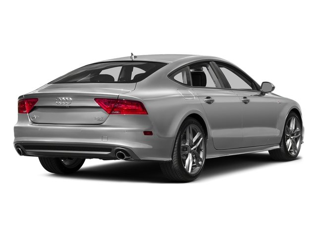 Ice Silver Metallic 2015 Audi A7 Pictures A7 Sedan 4D 3.0T Premium Plus AWD photos rear view