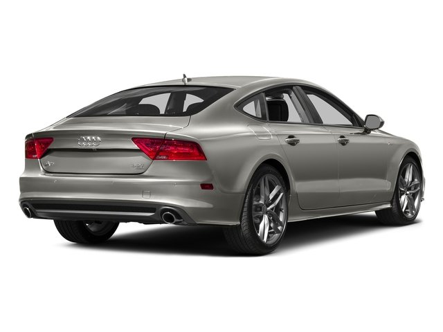 Quartz Gray Metallic 2015 Audi A7 Pictures A7 Sedan 4D 3.0T Premium Plus AWD photos rear view