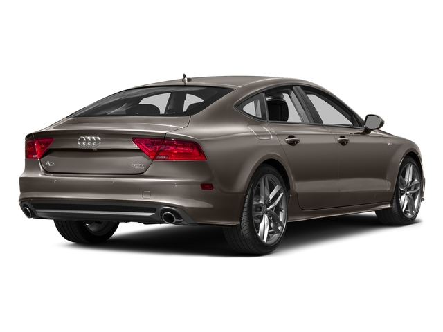 Dakota Gray Metallic 2015 Audi A7 Pictures A7 Sedan 4D 3.0T Premium Plus AWD photos rear view