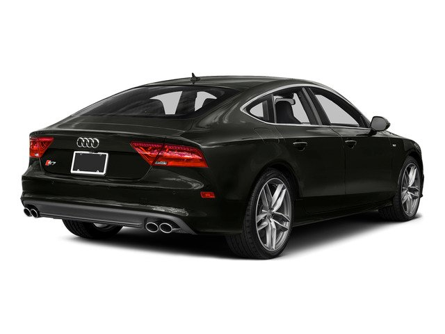 Havanna Black Metallic 2015 Audi S7 Pictures S7 Sedan 4D S7 Prestige AWD photos rear view