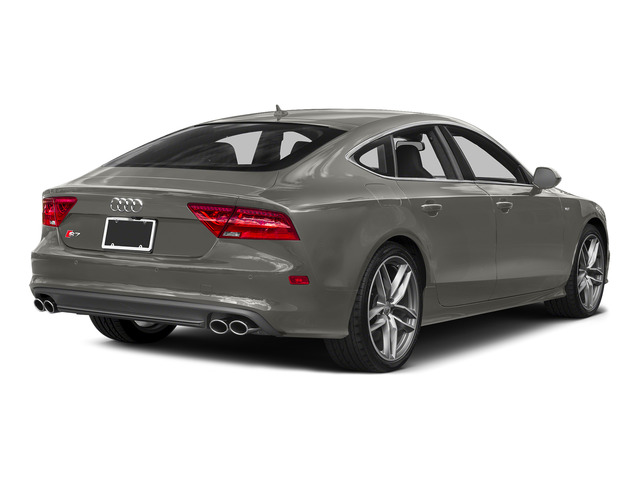 Quartz Gray Metallic 2015 Audi S7 Pictures S7 Sedan 4D S7 Prestige AWD photos rear view