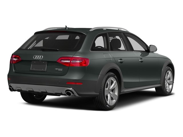 Monsoon Gray Metallic 2015 Audi allroad Pictures allroad Wagon 4D Premium Plus AWD I4 Turbo photos rear view