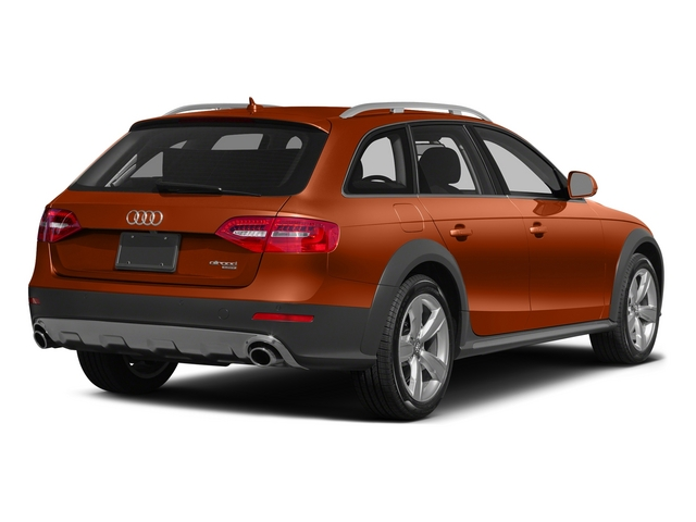 Volcano Red Metallic 2015 Audi allroad Pictures allroad Wagon 4D Prestige AWD I4 Turbo photos rear view