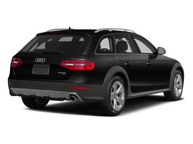 Brilliant Black 2015 Audi allroad Pictures allroad Wagon 4D Premium AWD I4 Turbo photos rear view