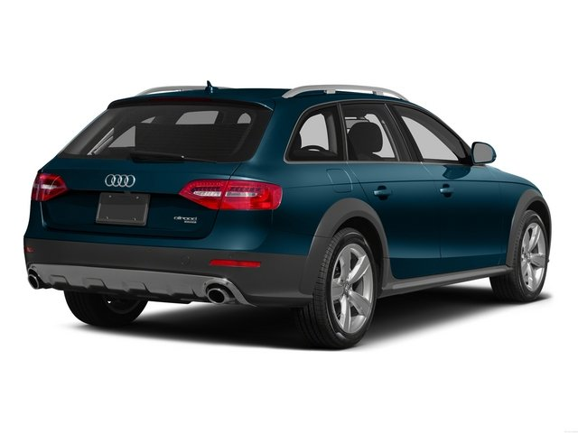Utopia Blue Metallic 2015 Audi allroad Pictures allroad Wagon 4D Premium Plus AWD I4 Turbo photos rear view