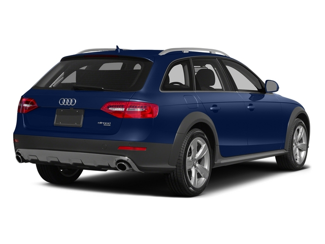 Scuba Blue Metallic 2015 Audi allroad Pictures allroad Wagon 4D Premium AWD I4 Turbo photos rear view