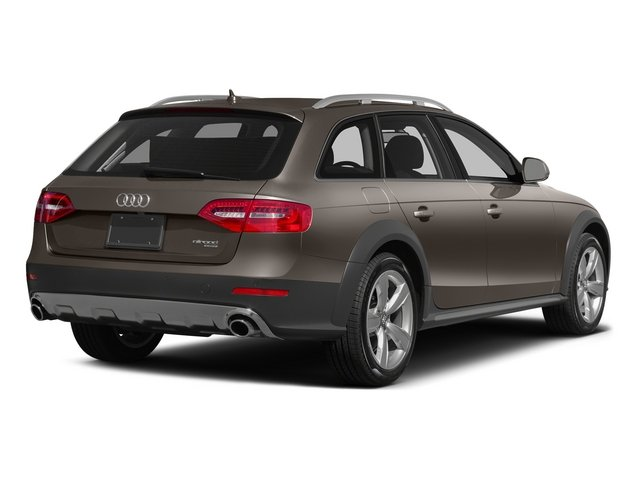 Dakota Gray Metallic 2015 Audi allroad Pictures allroad Wagon 4D Prestige AWD I4 Turbo photos rear view