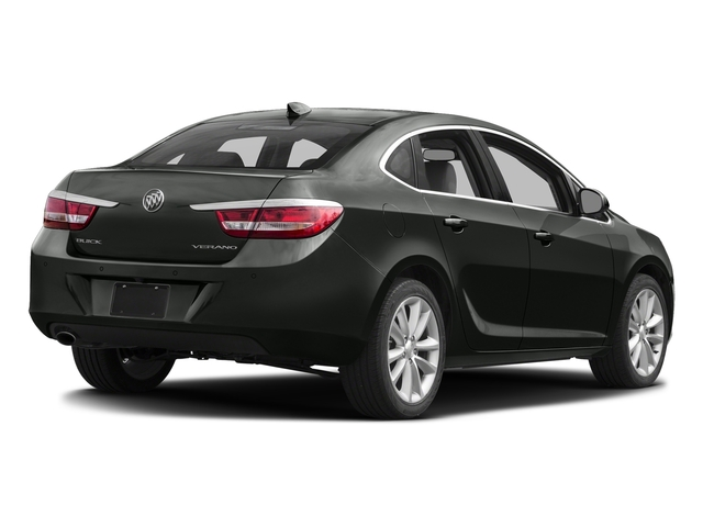 Carbon Black Metallic 2015 Buick Verano Pictures Verano Sedan 4D I4 photos rear view