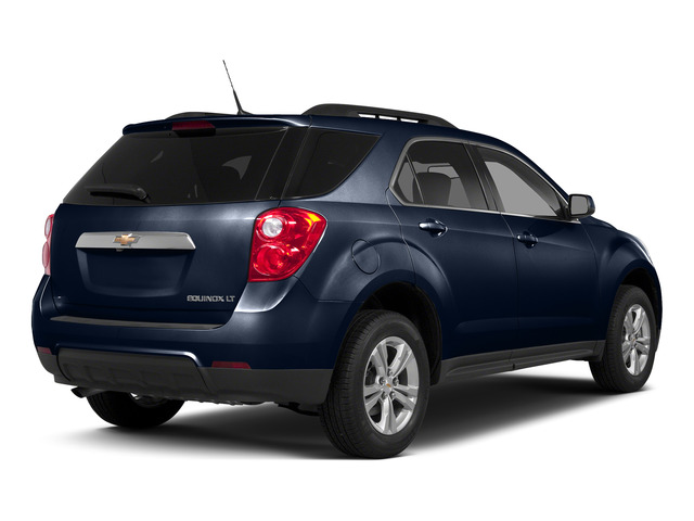 Blue Velvet Metallic 2015 Chevrolet Equinox Pictures Equinox Utility 4D 2LT AWD I4 photos rear view
