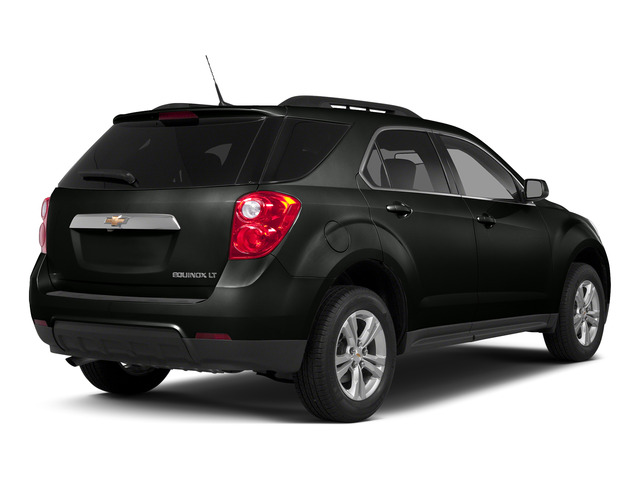 Black Granite Metallic 2015 Chevrolet Equinox Pictures Equinox Utility 4D 2LT AWD I4 photos rear view