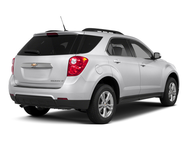 Summit White 2015 Chevrolet Equinox Pictures Equinox Utility 4D 2LT AWD I4 photos rear view