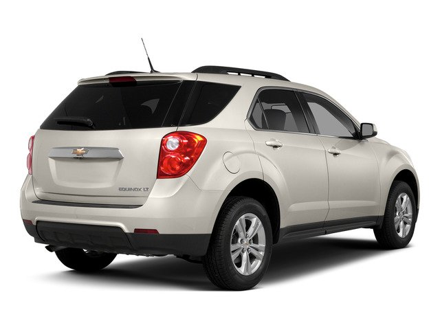 White Diamond Tricoat 2015 Chevrolet Equinox Pictures Equinox Utility 4D 2LT AWD I4 photos rear view