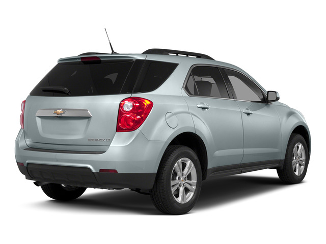 Silver Topaz Metallic 2015 Chevrolet Equinox Pictures Equinox Utility 4D 2LT AWD I4 photos rear view