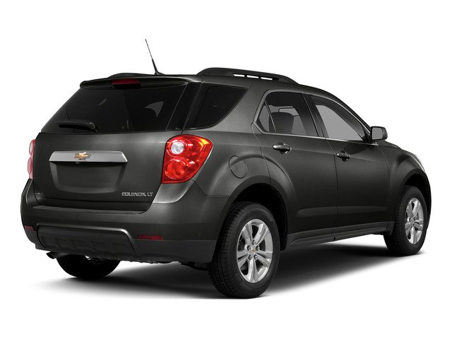 Tungsten Metallic 2015 Chevrolet Equinox Pictures Equinox Utility 4D 2LT AWD I4 photos rear view