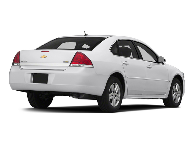 Summit White 2015 Chevrolet Impala Limited Pictures Impala Limited Sedan 4D LS V6 photos rear view