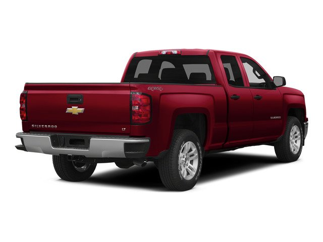 Victory Red 2015 Chevrolet Silverado 1500 Pictures Silverado 1500 Extended Cab LTZ 2WD photos rear view