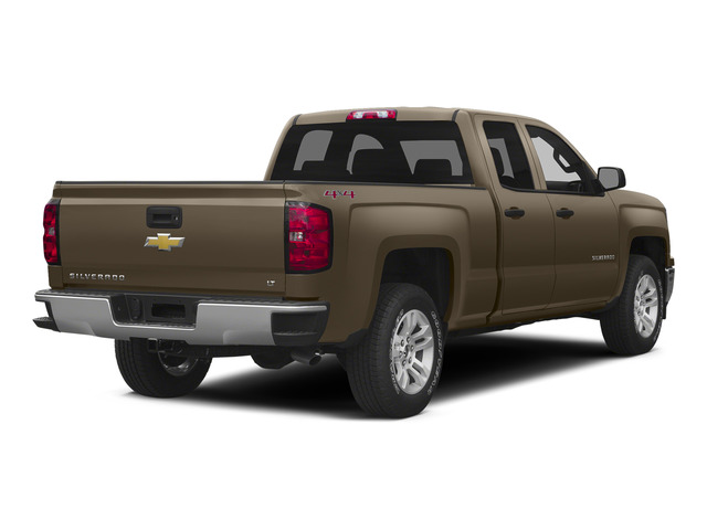 Brownstone Metallic 2015 Chevrolet Silverado 1500 Pictures Silverado 1500 Extended Cab LTZ 2WD photos rear view