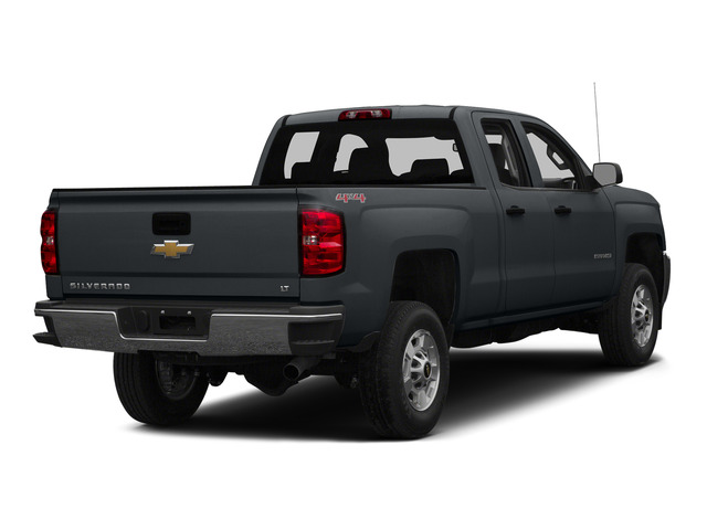 Blue Granite Metallic 2015 Chevrolet Silverado 2500HD Pictures Silverado 2500HD Extended Cab LTZ 2WD photos rear view