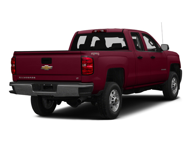 Deep Ruby Metallic 2015 Chevrolet Silverado 2500HD Pictures Silverado 2500HD Extended Cab LTZ 2WD photos rear view