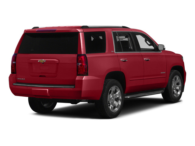 Crystal Red Tintcoat 2015 Chevrolet Tahoe Pictures Tahoe Utility 4D LT 4WD V8 photos rear view