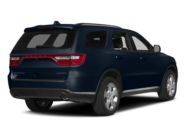 True Blue Pearlcoat 2015 Dodge Durango Pictures Durango Utility 4D Limited 2WD V6 photos rear view