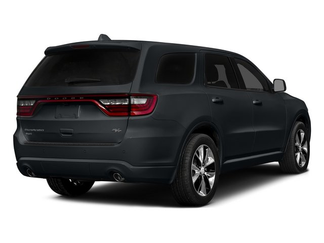 Maximum Steel Metallic Clearcoat 2015 Dodge Durango Pictures Durango Utility 4D R/T AWD V8 photos rear view