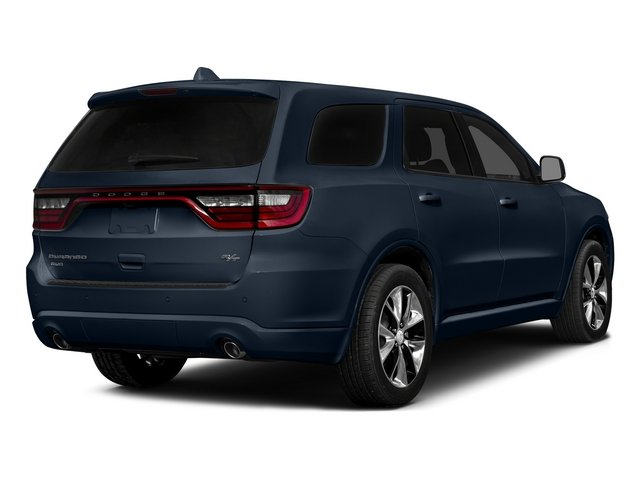 True Blue Pearlcoat 2015 Dodge Durango Pictures Durango Utility 4D R/T AWD V8 photos rear view