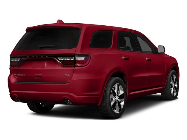 Redline 2 Coat Pearl 2015 Dodge Durango Pictures Durango Utility 4D R/T AWD V8 photos rear view