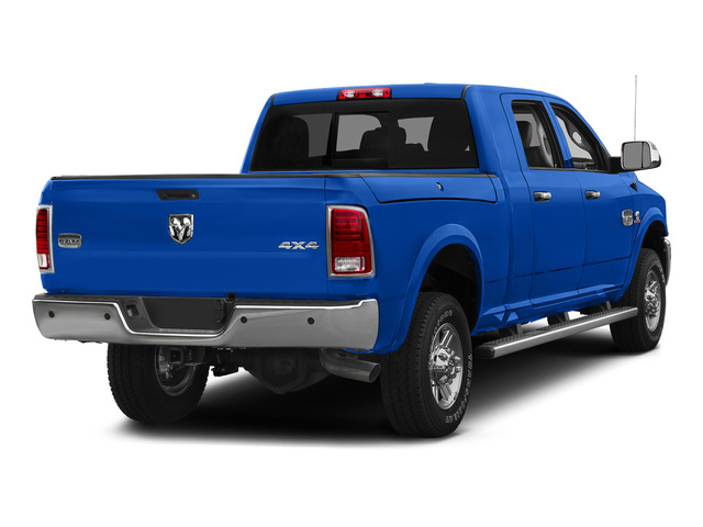 Holland Blue 2015 Ram Truck 2500 Pictures 2500 Mega Cab SLT 2WD photos rear view